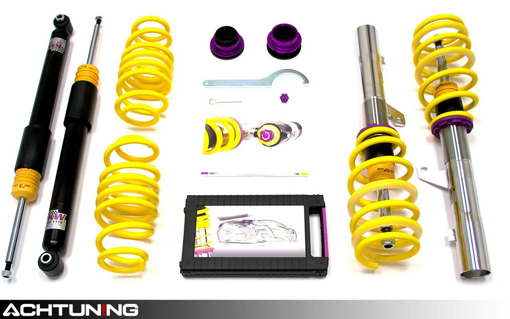 KW 10210026 V1 Coilover Kit Audi C5 A6 and S6 and VW B5 Passat W8 AWD