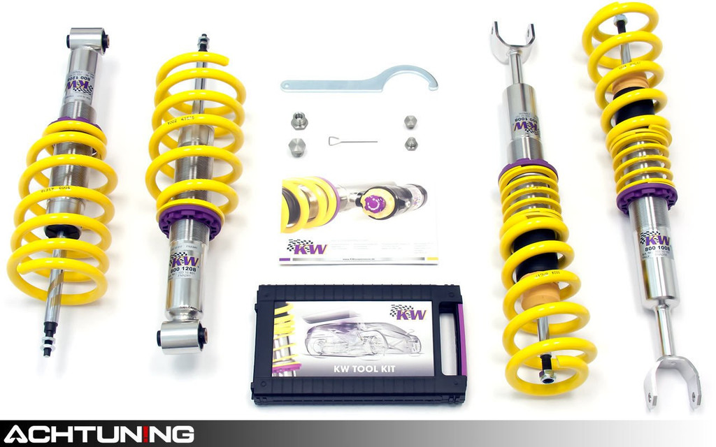 KW 10210032 V1 Coilover Kit Audi B5 A4 Quattro and S4