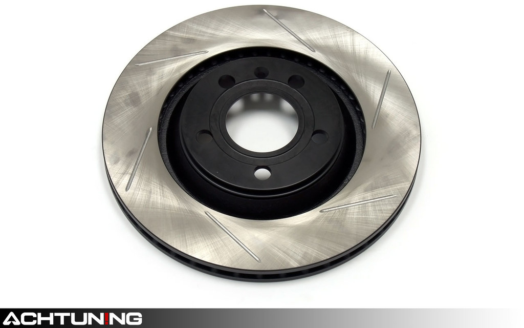 StopTech 126.33056SL 280mm Slotted Left Rear Rotor Audi D2 S8