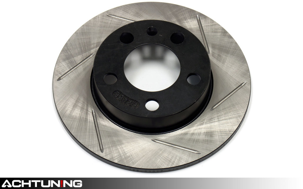 StopTech 126.33068SL 239mm Slotted Left Rear Rotor Audi Mk1 TT 1.8T Quattro