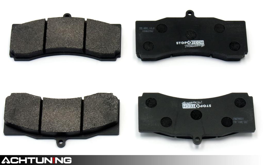 StopTech 333.8011.18.0 SR33 Race Brake Pads StopTech ST-60