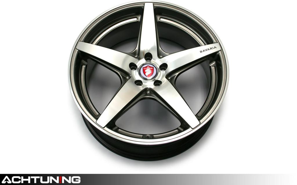 """Bavaria BC5 - HS:M 20x8.5"""" ET25 Wheels Audi"""