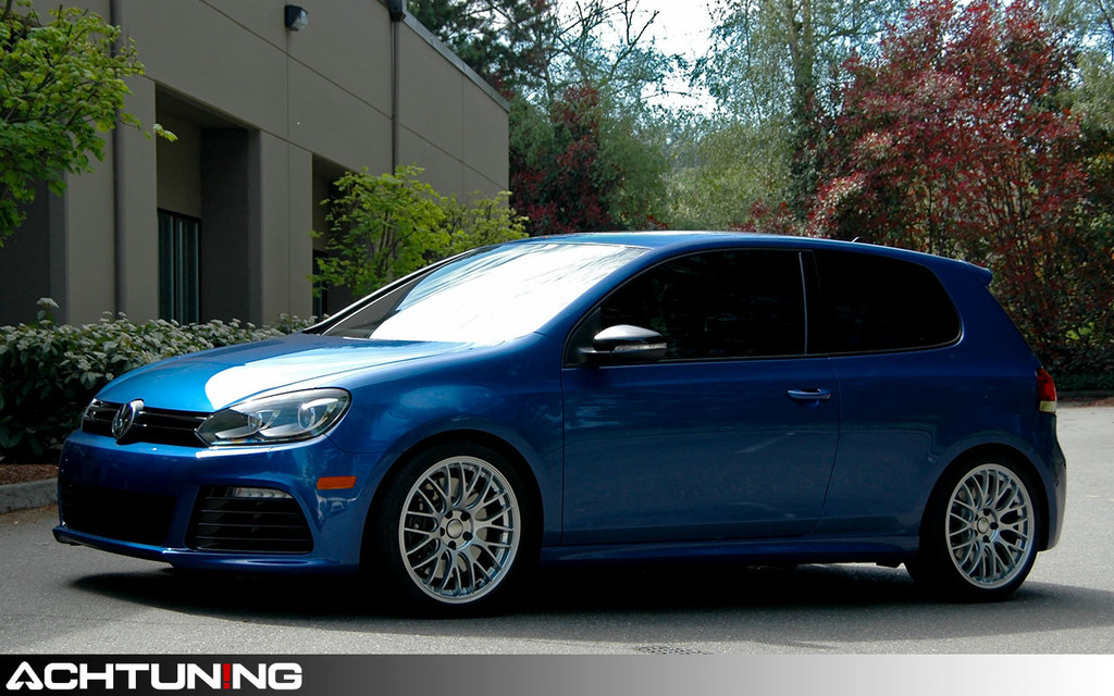 Hartmann Euromesh 4-GS 18x8.0 ET45 Wheel on VW Mk6 Golf R