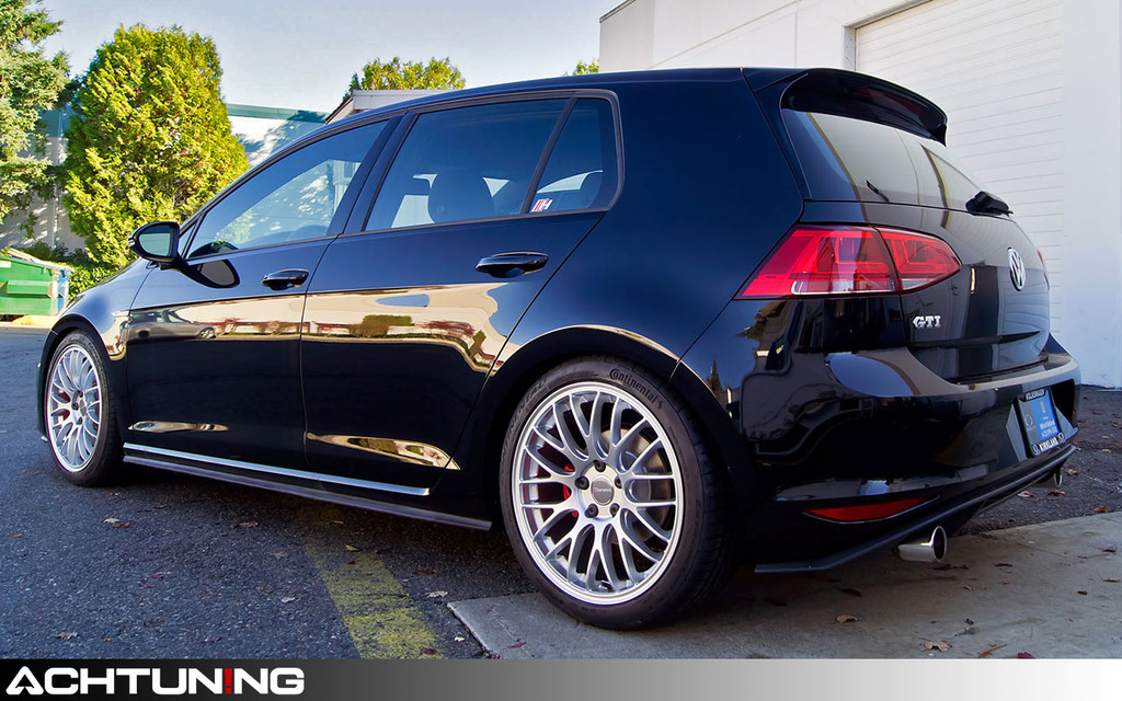 Hartmann Euromesh 4-GS 18x8.0 ET45 Wheel on VW Mk7 GTI