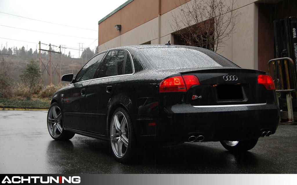 Hartmann HR8-GS:M 19x8.5 ET35 Wheels on Audi B7 S4