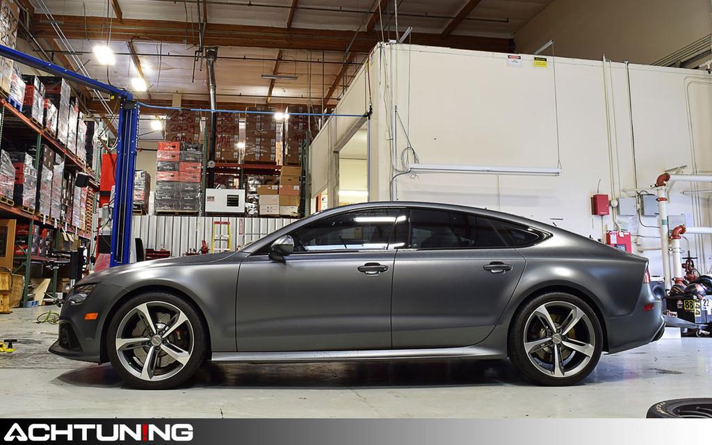 Hartmann HRS7-163-MA:M 20x9.0 ET29 Wheels on Audi C7 RS7