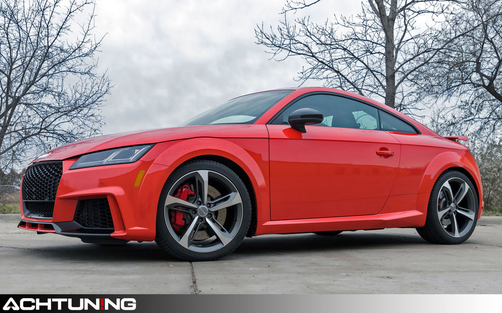 Hartmann HRS7-163-MA:M 19x8.5 ET38 Wheel on Audi Mk3 TT RS