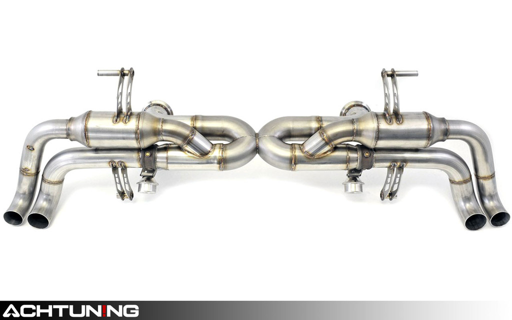 AWE Tuning 3025-31026 Catback Quad Tip Switchpath Exhaust Audi R8 V10 Spyder