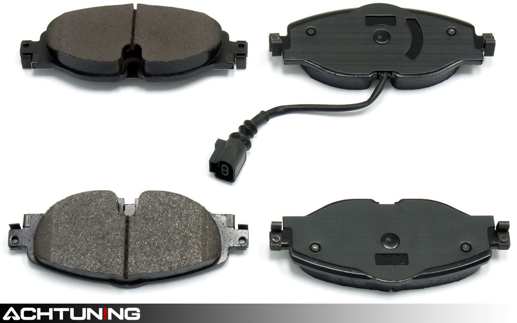 Centric 104.17600 Semi-Metallic Front Brake Pads Audi and Volkswagen