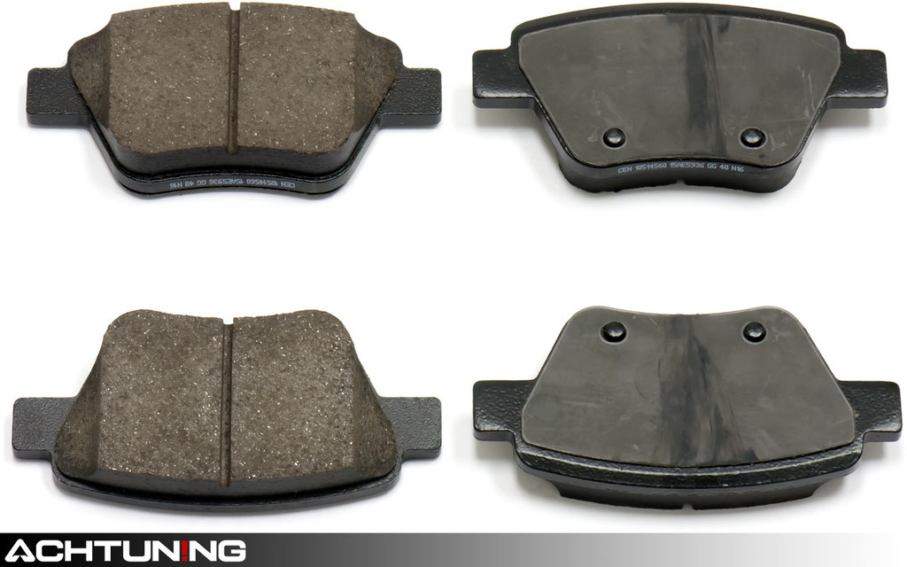Centric 104.14560 Semi-Metallic Rear Brake Pads Audi and Volkswagen