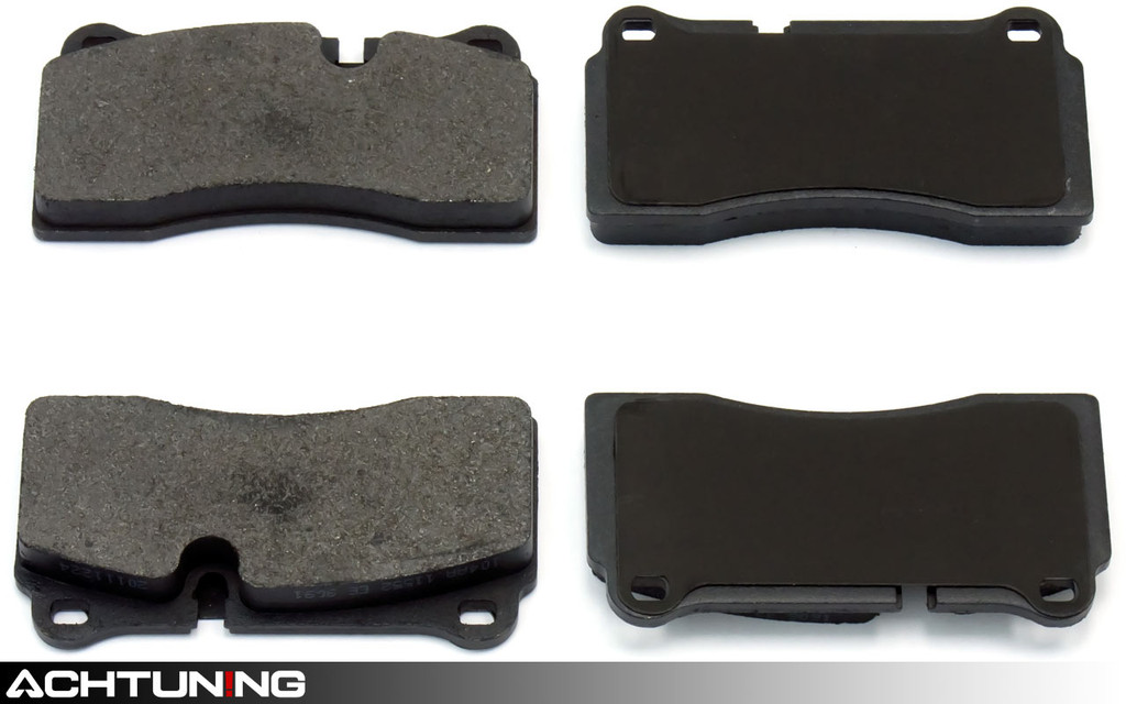 Centric 104.12910 Semi-Metallic Front Brake Pads Audi C7 RS7