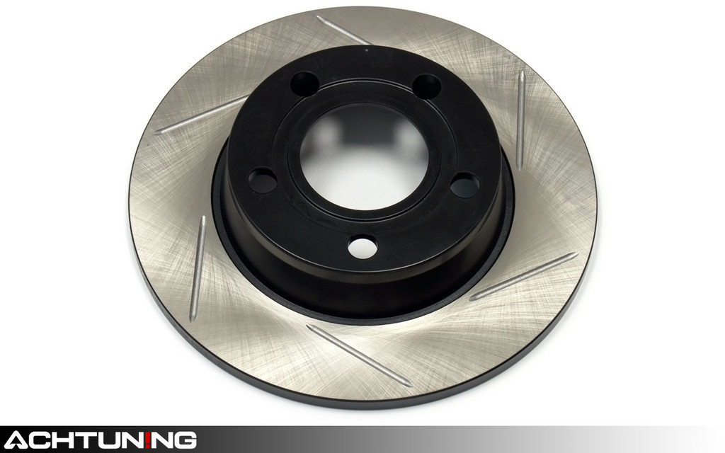 StopTech 126.33105SL 260mm Slotted Rear Rotor Audi and Volkswagen