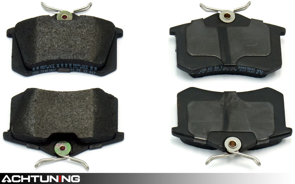 StopTech 309.03400 Sport Rear Brake Pads Audi and VW