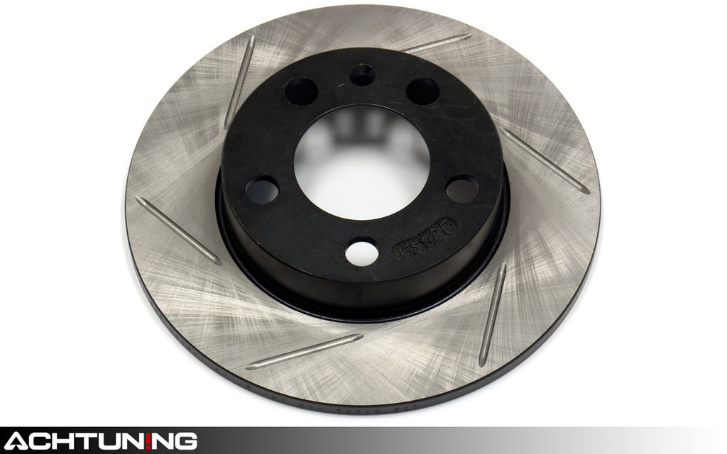 StopTech 126.33058SR 245mm Slotted Right Rear Rotor Audi C5 A6 2.8L Quattro