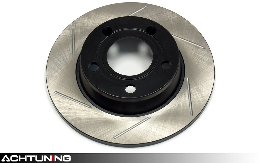 StopTech 126.33064SR 255mm Slotted Right Rear Rotor Audi C5