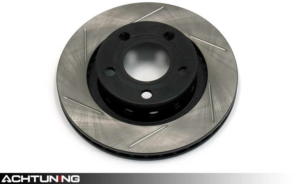 StopTech 126.33072SR 269mm Slotted Right Rear Rotor Audi and Volkswagen