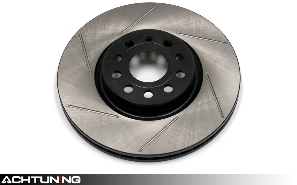 StopTech 126.33121SR 310mm Slotted Right Rear Rotor Audi