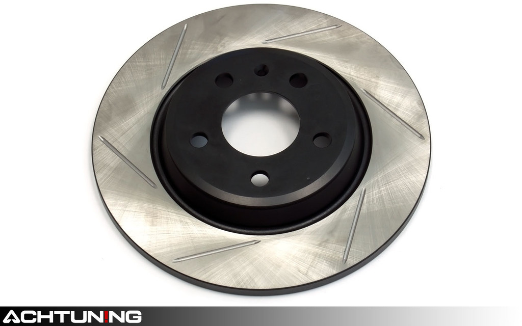 StopTech 126.33127SR 300mm Slotted Right Rear Rotor Audi