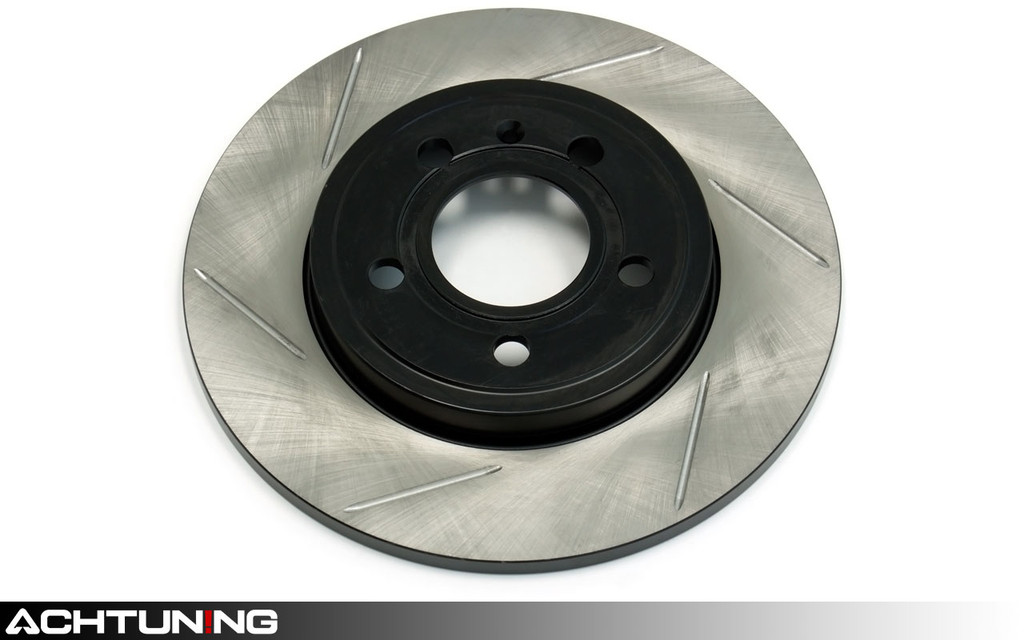 StopTech 126.33129SR 282mm Slotted Right Rear Rotor Audi and Volkswagen