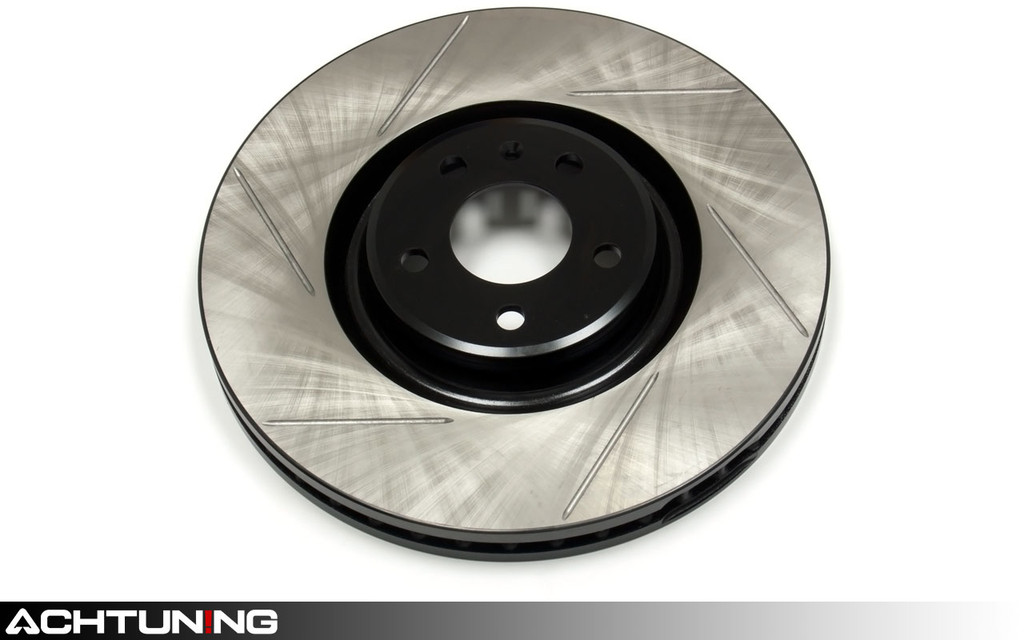 StopTech 126.33134SR 356mm Slotted Right Front Rotor Audi C7 A6 and A7