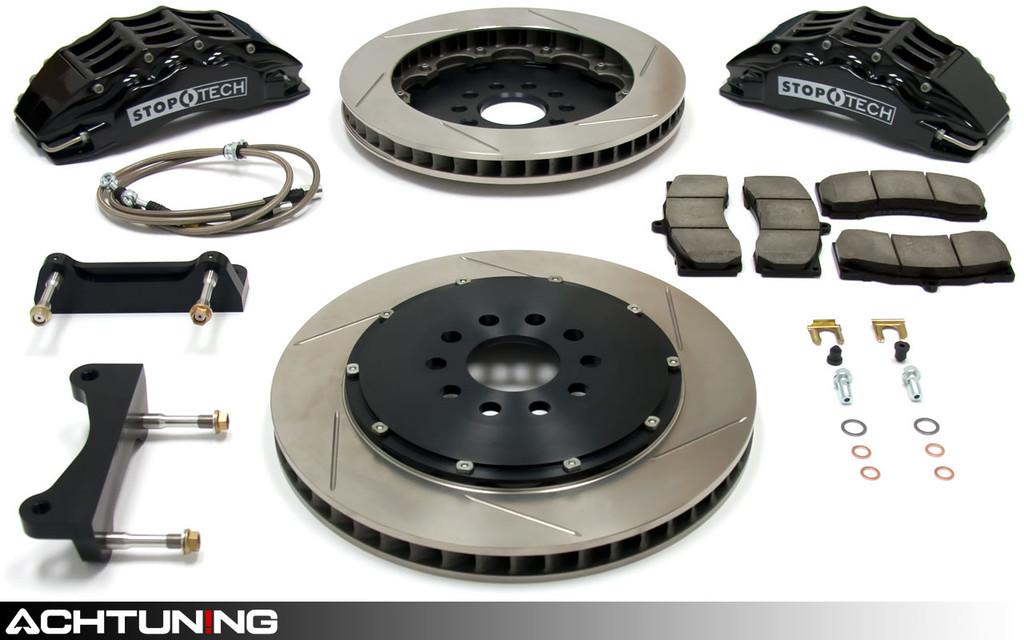 StopTech 83.115.6700 355mm ST-60 Big Brake Kit Audi C6 A6