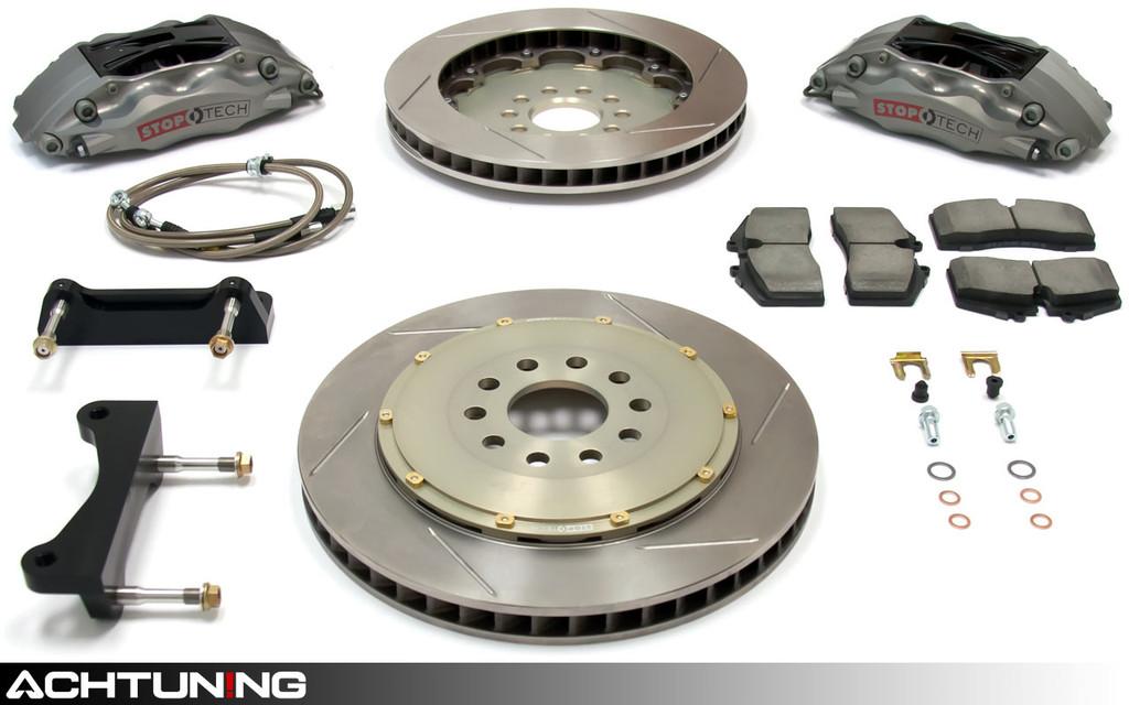 StopTech 83.100.4300.R 328mm STR-40 Trophy Big Brake Kit Audi Mk1 TT 1.8T