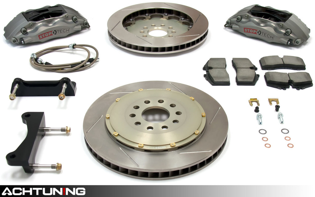 StopTech 83.105.4600.R 332mm STR-40 Trophy Big Brake Kit Audi C5 Chassis