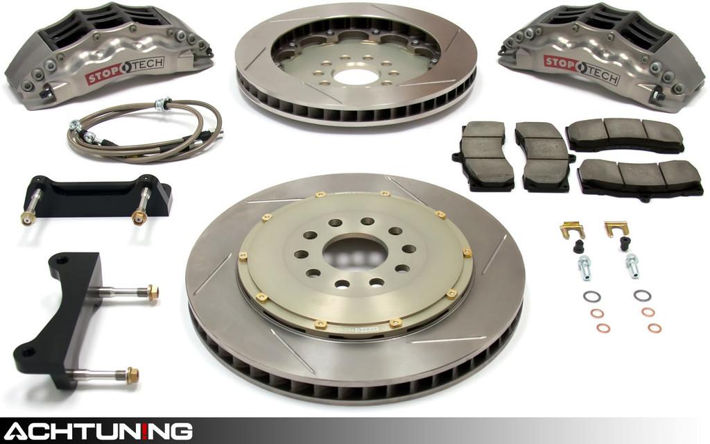 StopTech 83.895.6700.R 355mm STR-60 Trophy Big Brake Kit VW Mk7 GTI