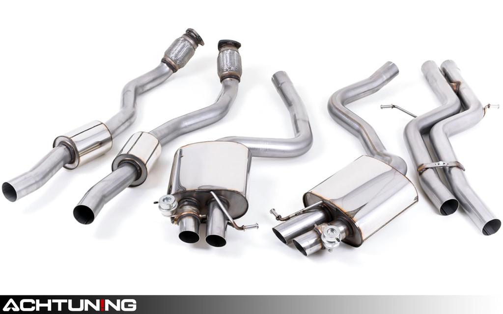 Milltek SSXAU334 Full Valved Sport Exhaust Audi B8 RS5