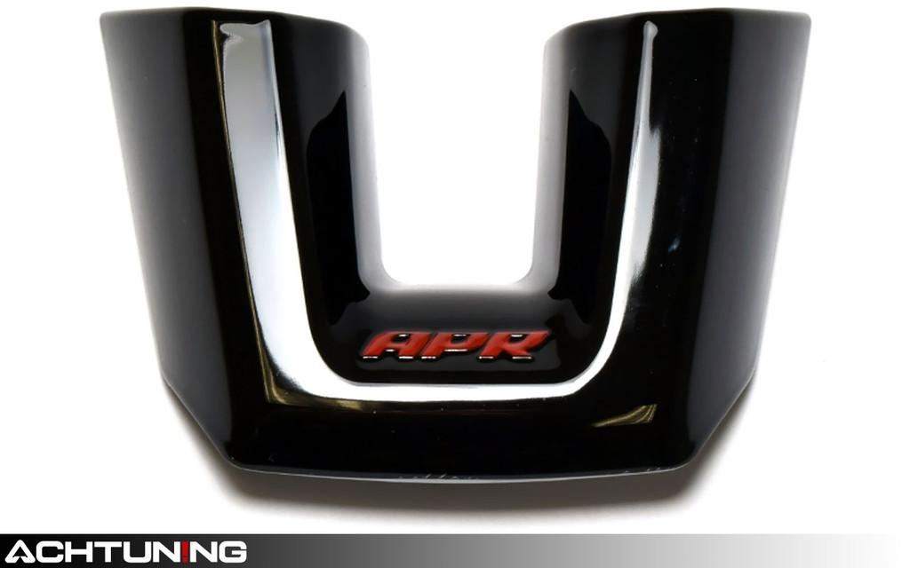 APR MS100087 Black Steering Wheel Insert Volkswagen Mk6