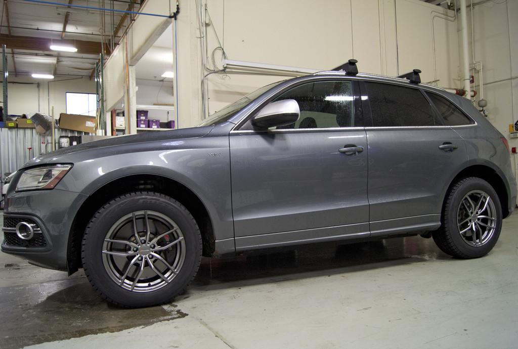 Audi SQ5 with Hartmann FF-003