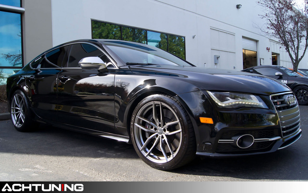 Hartmann FF-003-CG 20x9.5 ET29 Wheel on Audi C7 S7