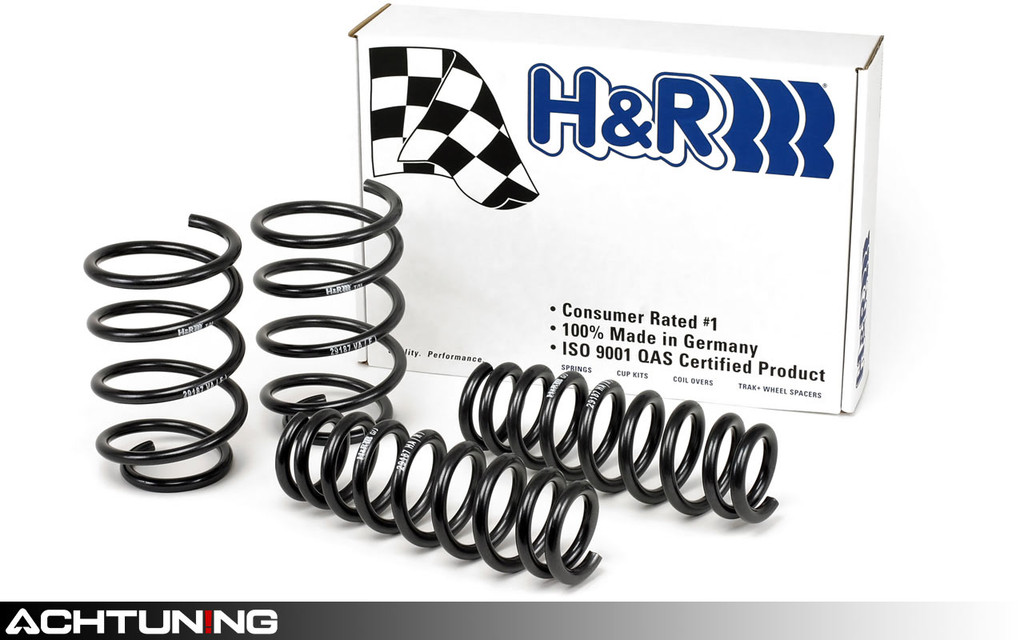 H&R 50494-4 Sport Springs BMW E91 3-Series Sport Wagon