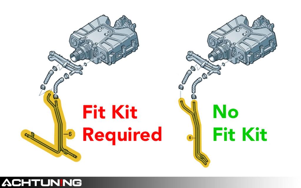 APR MS100136 CPS Fit Kit Audi 3.0T