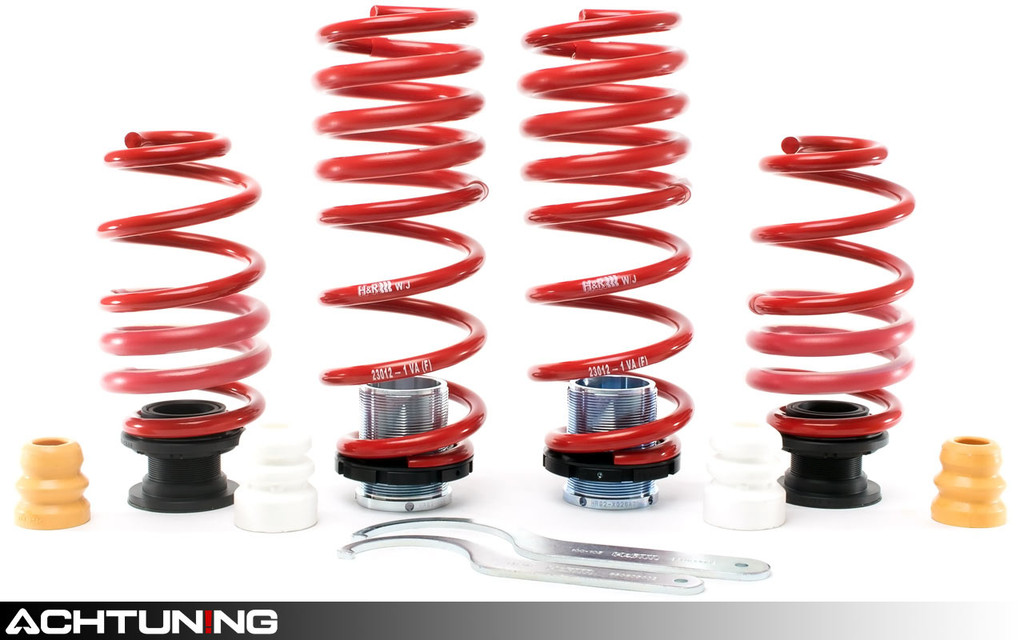 H&R 23012-1 VTF Adjustable Springs Audi B9 RS5 DRC