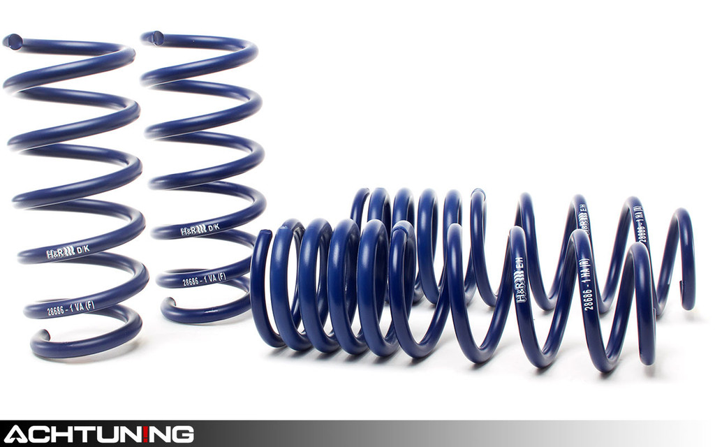 H&R 28686-1 Sport Springs BMW F90 M5