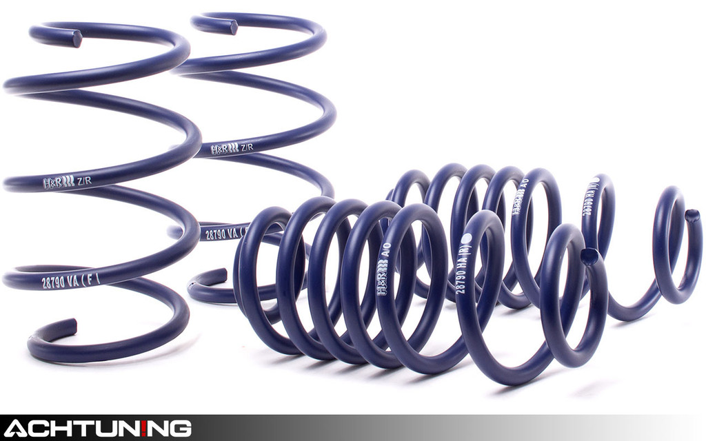 H&R 28790-1 Sport Springs BMW F48 X1 and MINI Cooper Countryman AWD