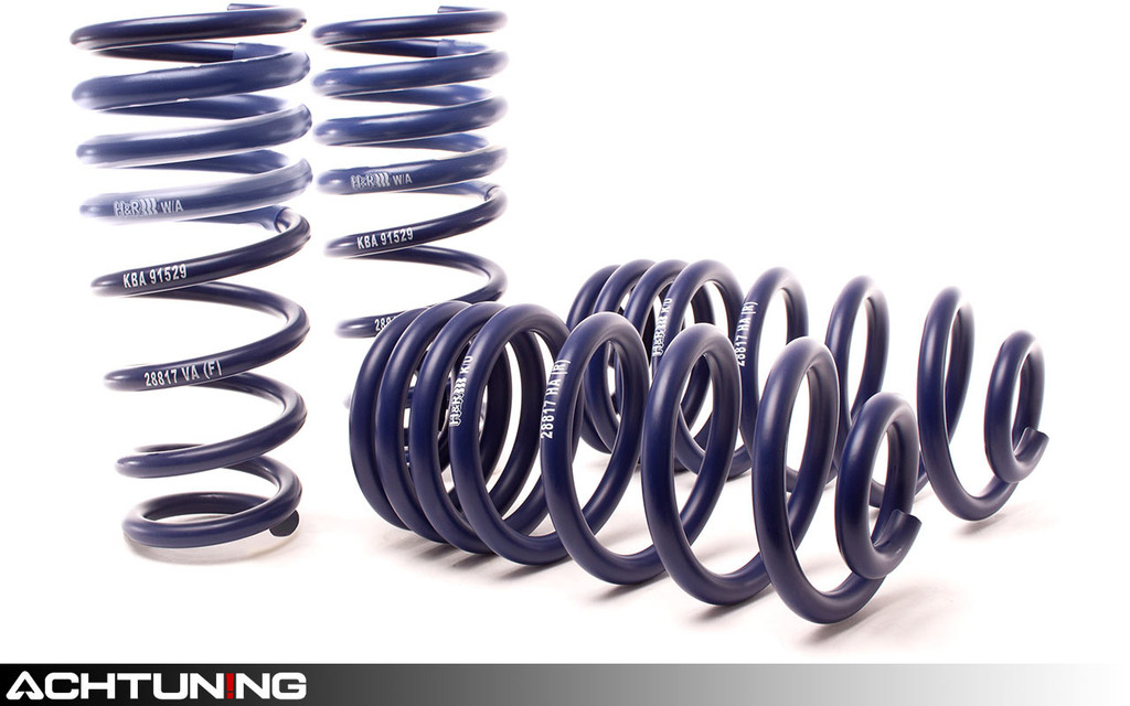 H&R 28817-3 Sport Springs BMW F15 X5 xDrive35