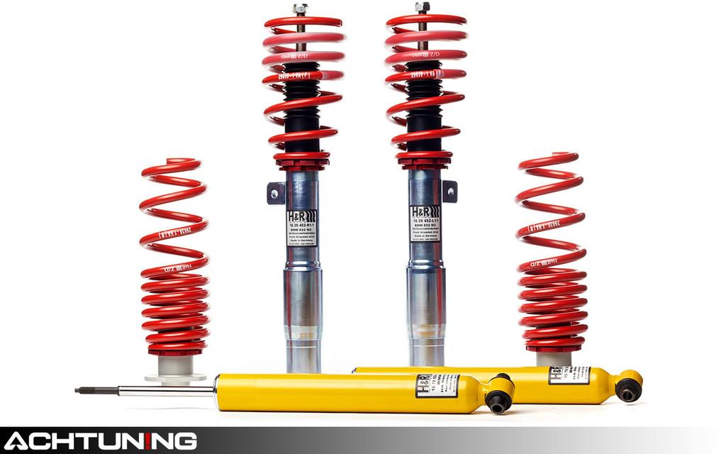 H&R 50492-2 Street Coilover Kit BMW E93 M3 Cabrio