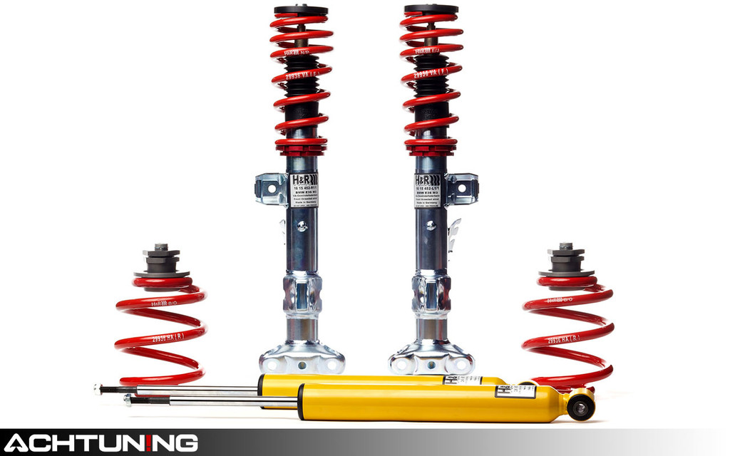 H&R 29758-1 Street Coilover Kit BMW Z3 4-Cyl