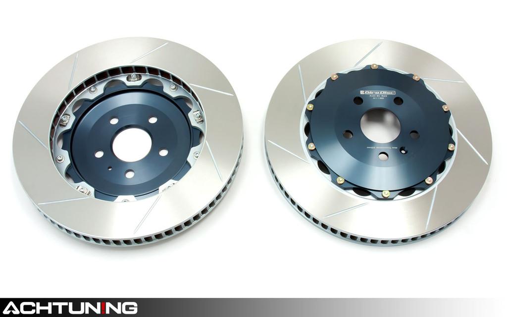 Girodisc A1-152 Front Brake Rotor Pair Audi Mk2 TT RS