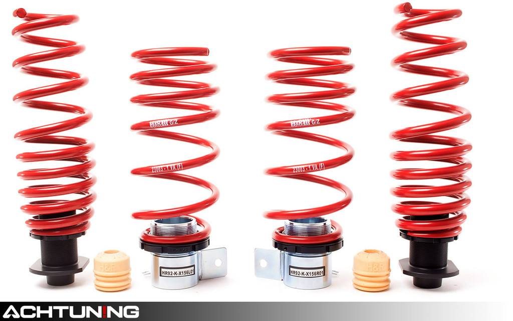 H&R 23003-1 VTF Adjustable Springs BMW F87 M2 F80 M3 and F82 M4