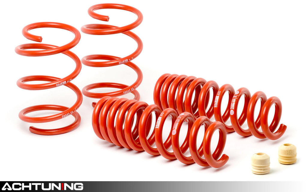 H&R 28802-4 Sport Springs BMW F33 4-Series Cabriolet AWD