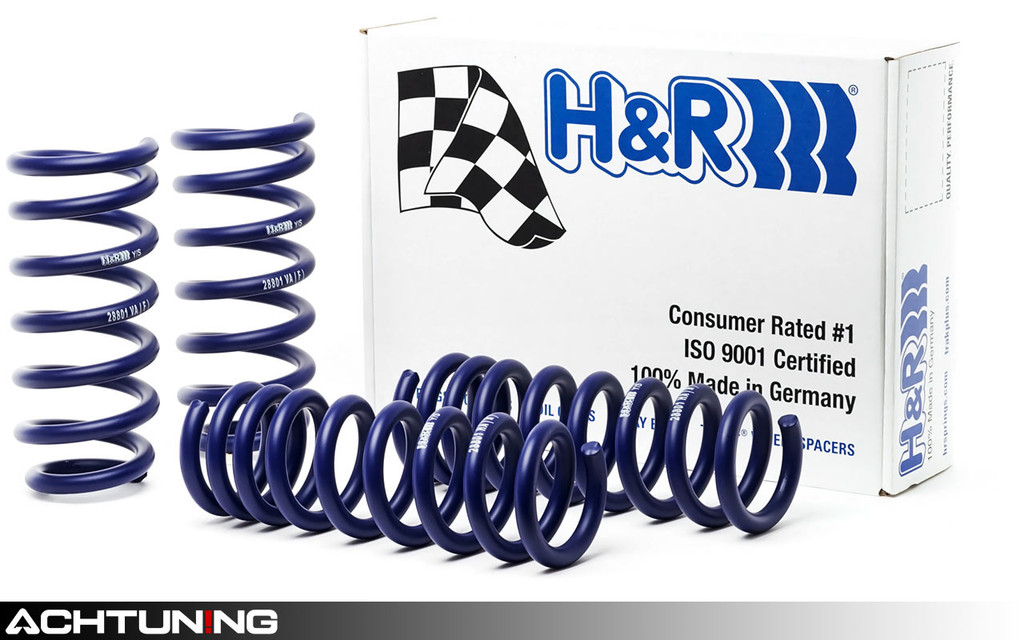 H&R 28962 Sport Springs Maserati Granturismo Hardtop