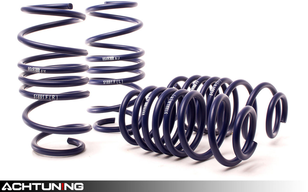 H&R 51890 Sport Springs Acura ILX and Honda Civic Si