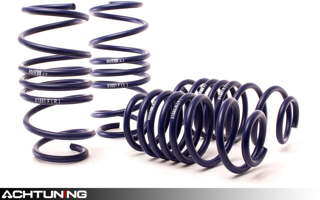 H&R 50152-2 Sport Springs Acura TSX Sedan 6-cyl