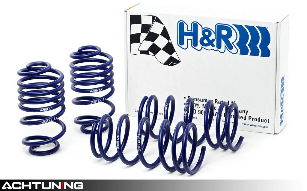 H&R 53020 Sport Springs Nissan Versa