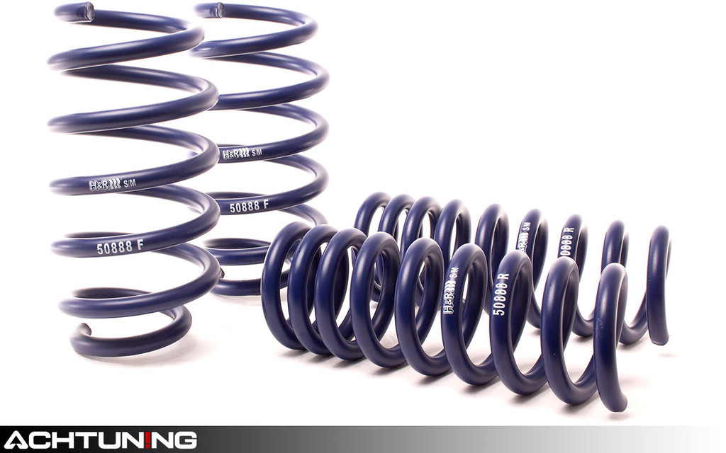 H&R 50880 Sport Springs Dodge Challenger SE and SXT