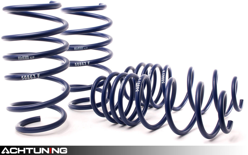 H&R 50863 Sport Springs Dodge Dart