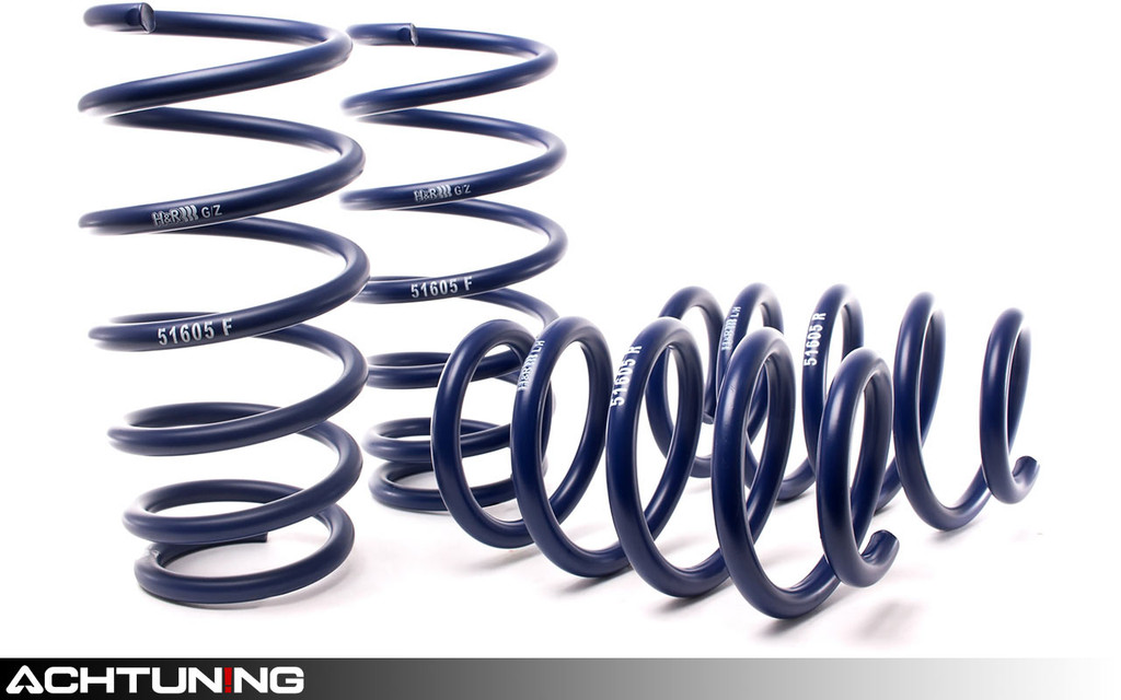 H&R 51675-2 Sport Springs Lincoln MKS FWD